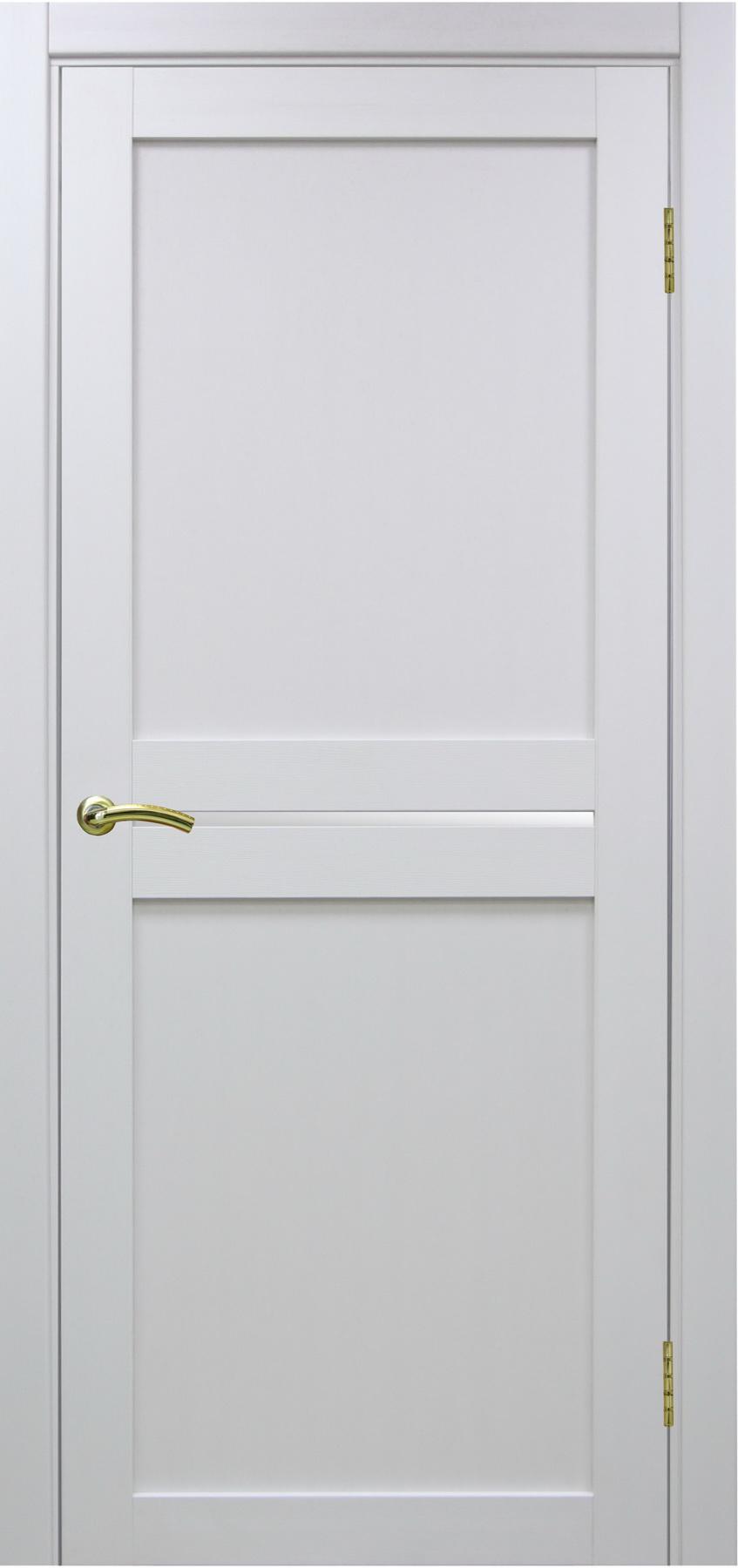 Турин 520 Белый монохром Остекление №121