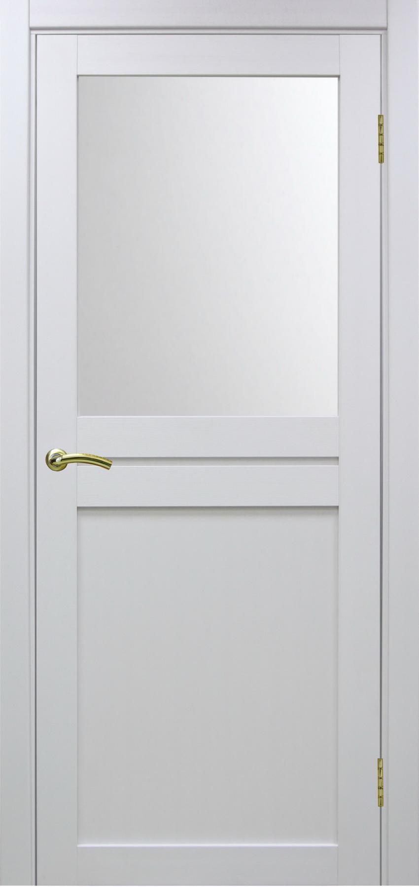 Турин 520 Белый монохром Остекление №211