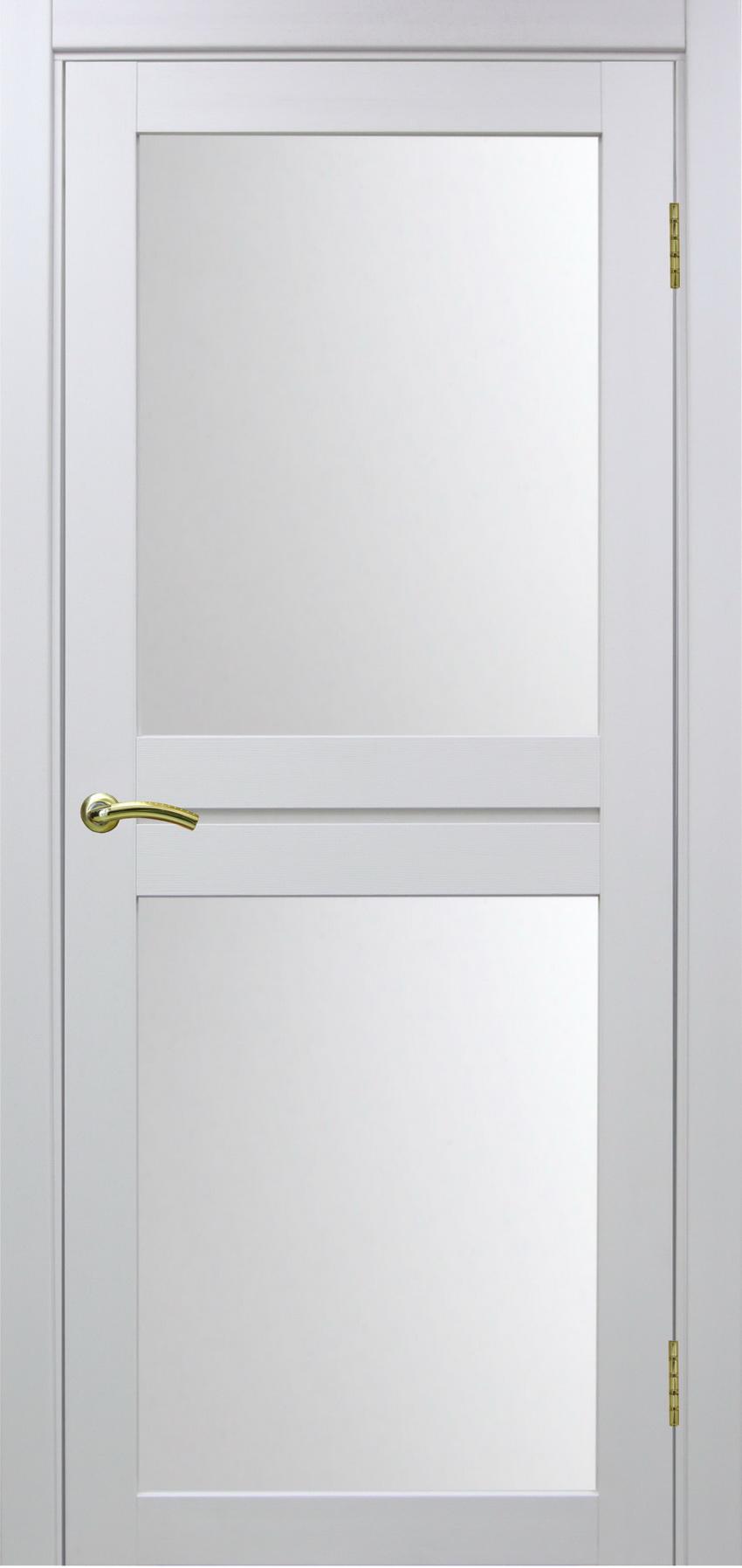 Турин 520 Белый монохром Остекление №212