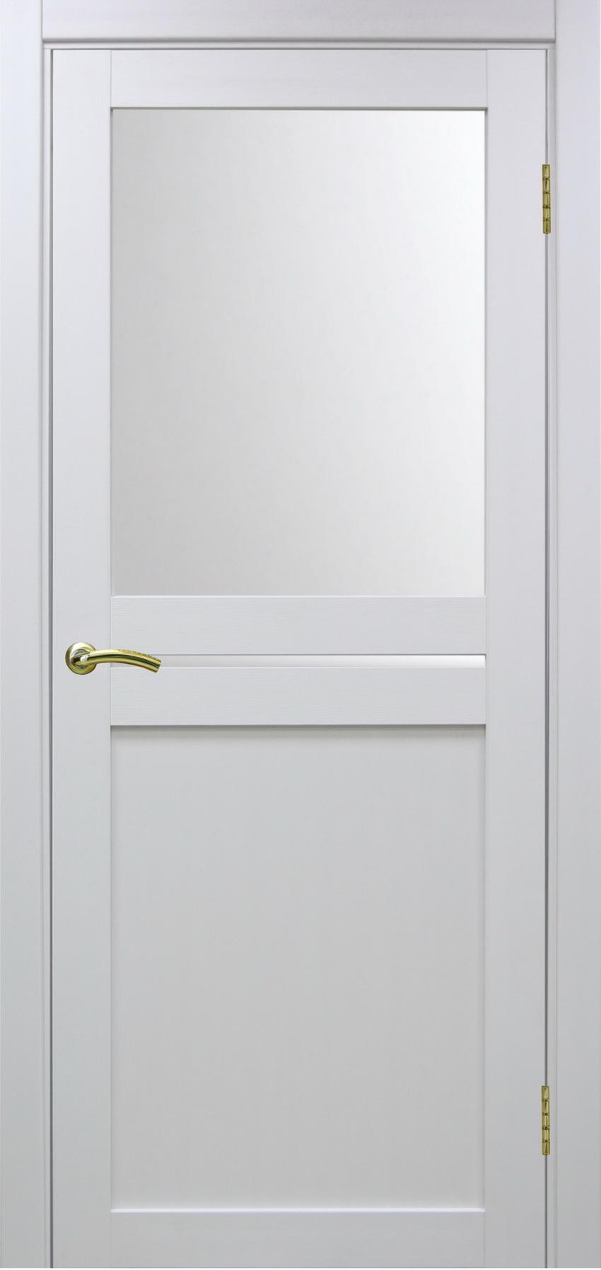 Турин 520 Белый монохром Остекление №221