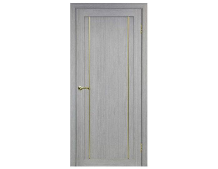 Межкомнатная дверь Турин 522AПП Молдинг SG Дуб серый FL