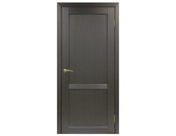 Межкомнатная дверь «OPTIMA PORTE» Парма 402 Венге FL