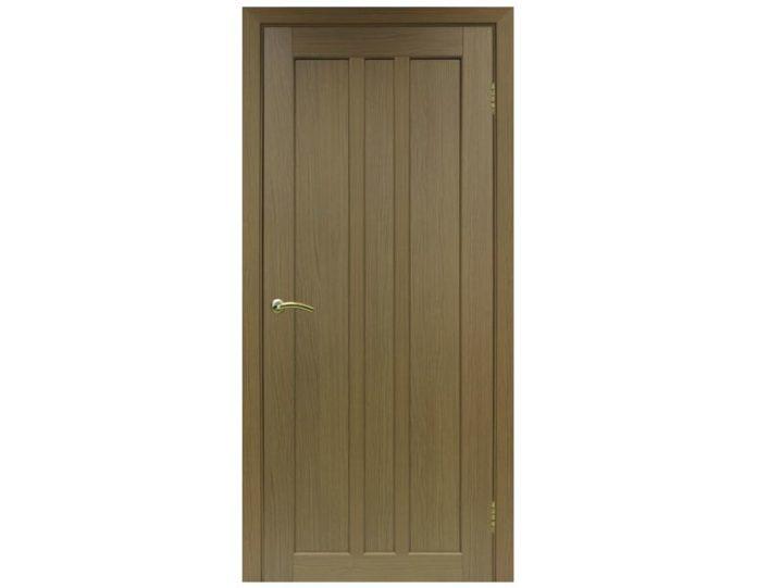 Межкомнатная дверь «OPTIMA PORTE» Парма 413 Орех классик NL