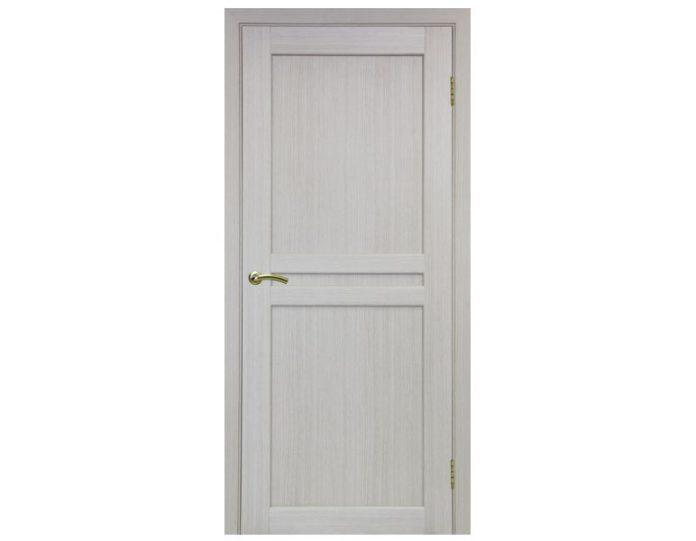 Межкомнатная дверь «OPTIMA PORTE» Парма 420 Дуб беленый FL