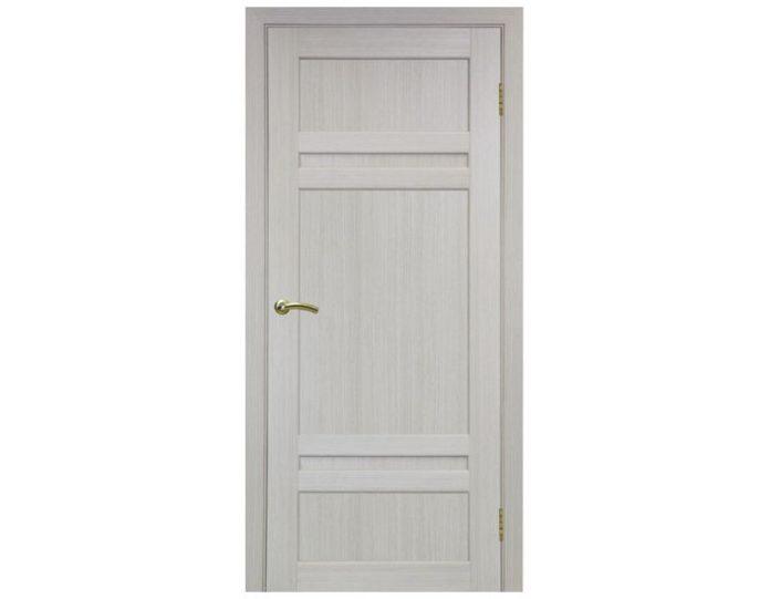 Межкомнатная дверь «OPTIMA PORTE» Парма 422 Дуб беленый FL