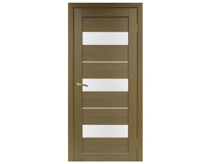Межкомнатная дверь «OPTIMA PORTE» Парма 426 Орех классик NL