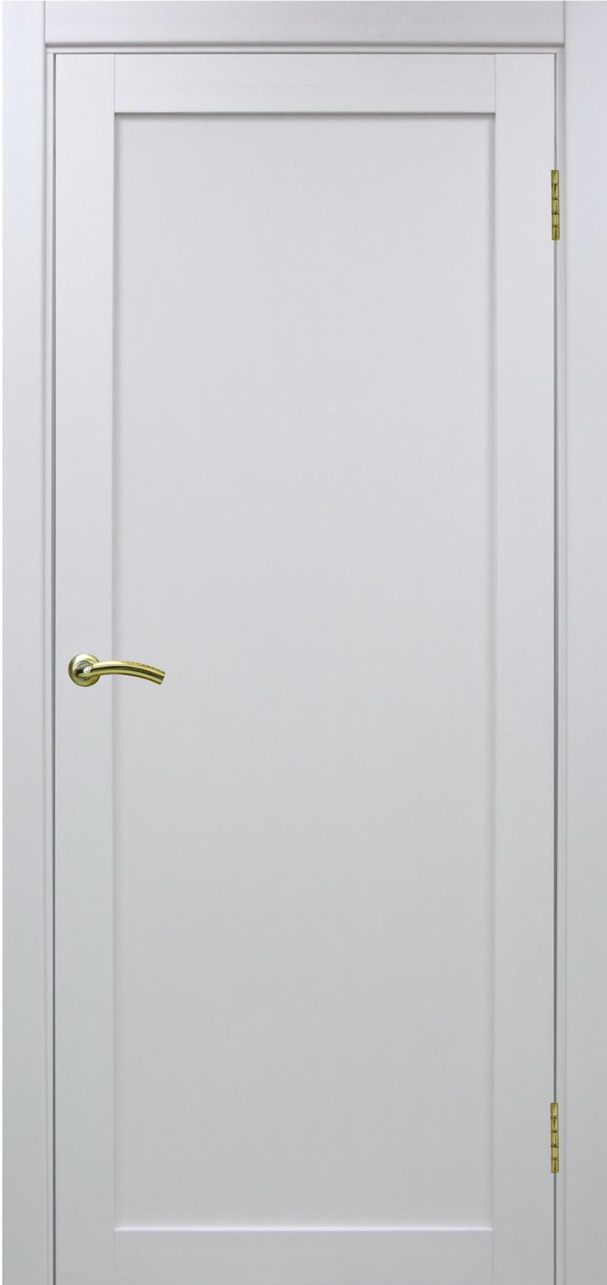 Турин 501 Белый монохром Остекление №1
