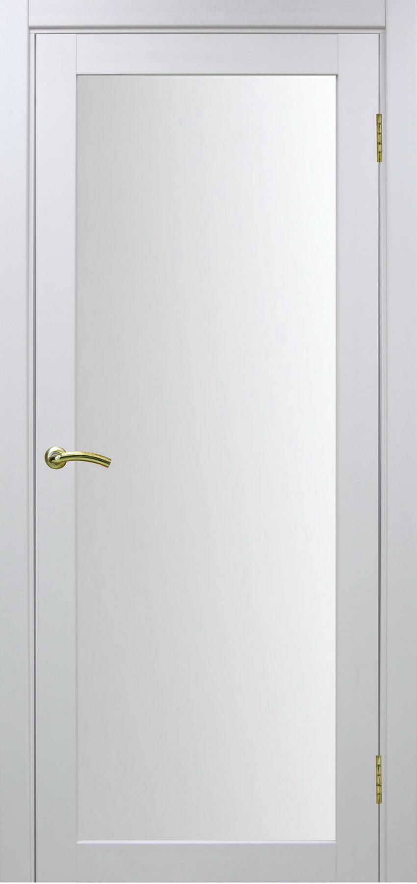 Турин 501 Белый монохром Остекление №2
