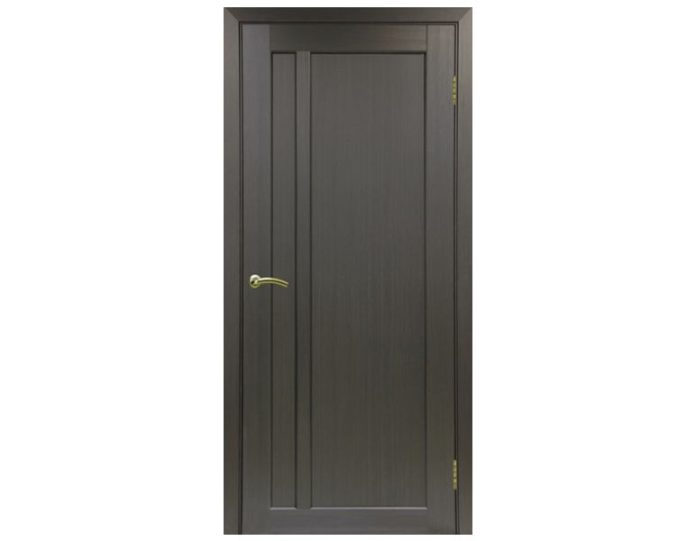 Межкомнатная дверь «OPTIMA PORTE» Парма 412 Венге FL