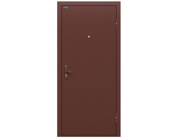 Входная дверь «Браво» Модель Лайт Антик Медь/Антик Медь