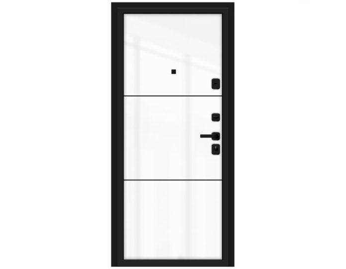 Входная дверь «БРАВО» МОДЕЛЬ Porta M П50.П50 (AB-4) Dark Concrete/Angel