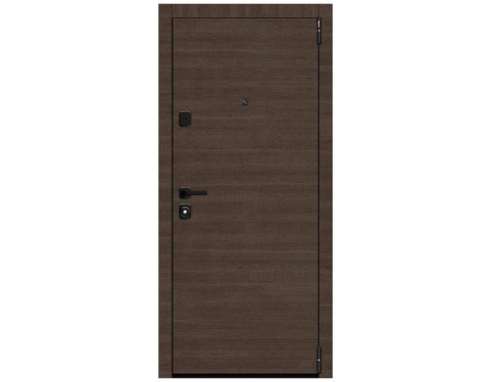 Входная дверь «БРАВО» МОДЕЛЬ Porta M П50.П50 Brownie/Nord Skyline