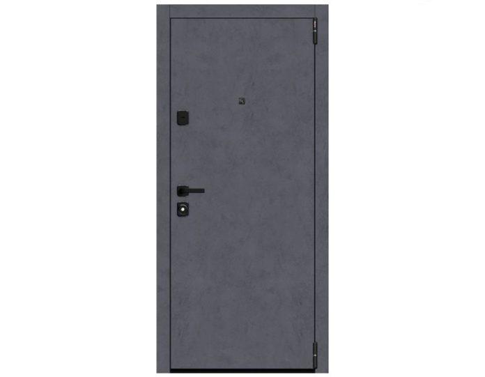 Входная дверь «Браво» Модель Porta M П50.П50 Graphite Art/Grey Art
