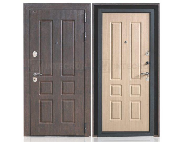 Входная дверь Интекрон Brighton Классика