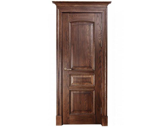 Межкомнатная дверь Ламель МОДЕЛЬ «Адель дуб»