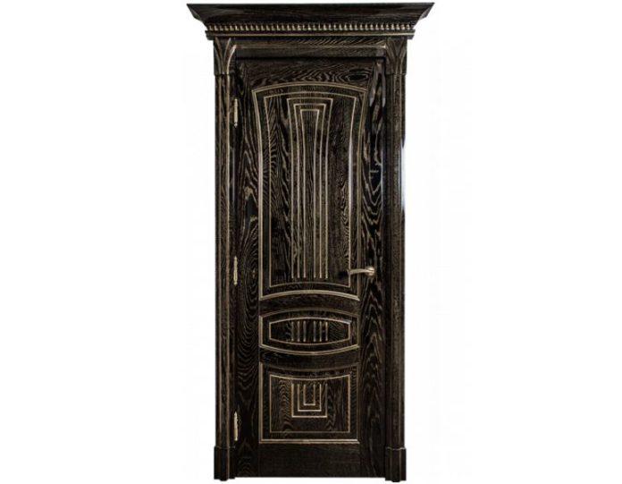 Межкомнатная дверь Ламель МОДЕЛЬ «Арника дуб»
