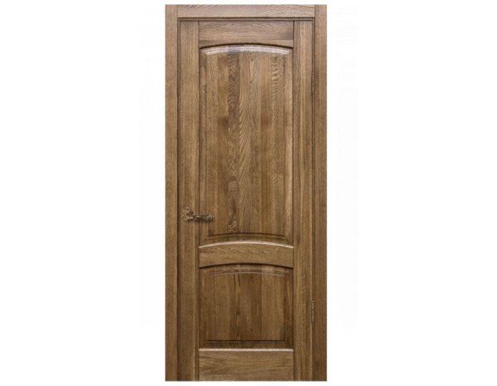 Межкомнатная дверь Ламель МОДЕЛЬ «Эрида дуб»