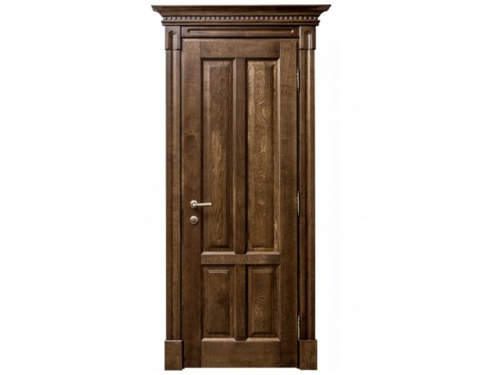 Межкомнатная дверь Ламель МОДЕЛЬ «Карисса дуб»