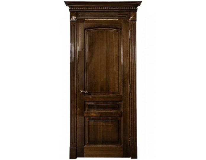 Межкомнатная дверь Ламель МОДЕЛЬ «Леда лиственница»