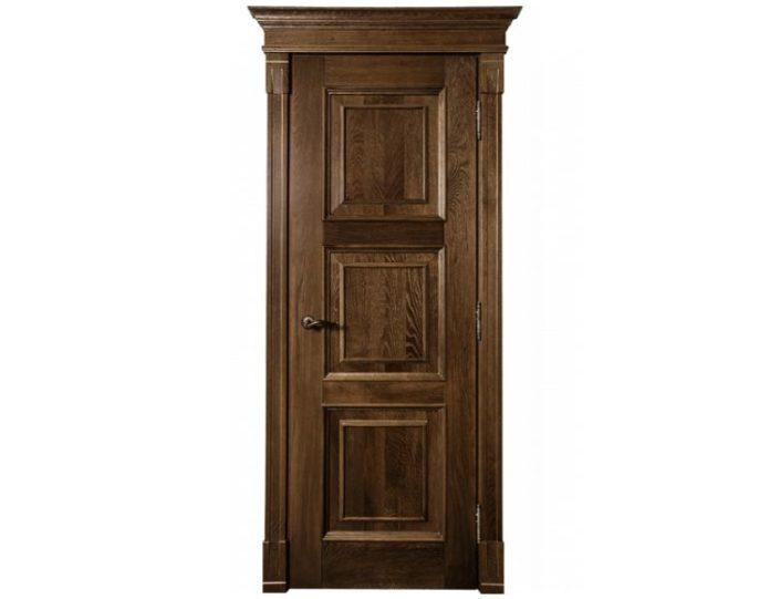 Межкомнатная дверь Ламель МОДЕЛЬ «Милена дуб»