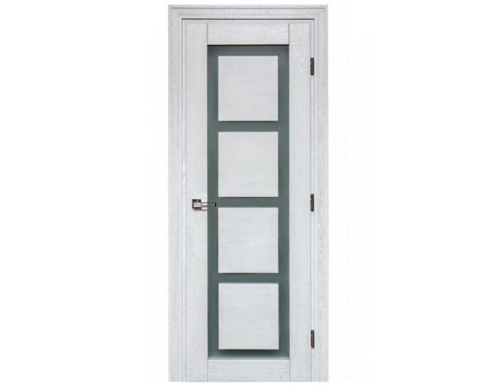 Межкомнатная дверь Ламель МОДЕЛЬ «Модерн Дуб»