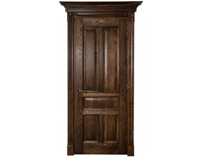 Межкомнатная дверь Ламель МОДЕЛЬ «Силена дуб»