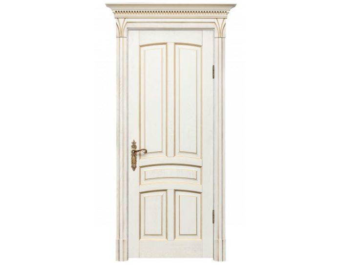Межкомнатная дверь Ламель МОДЕЛЬ «Тефия дуб»